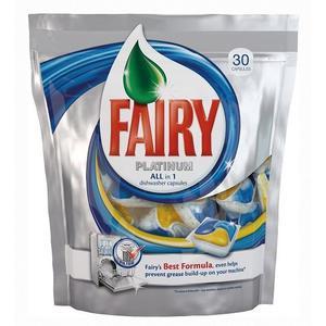Fairy Platinum All-in-One, Tabletki do zmywarek marki Procter & Gamble - zdjęcie nr 1 - Bangla