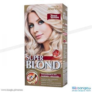 Super Blond, Rozjaśniacz do pasemek i balejażu marki Joanna - zdjęcie nr 1 - Bangla