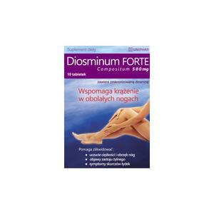 Diosminum Forte Compositum 500mg marki Unipharm - zdjęcie nr 1 - Bangla