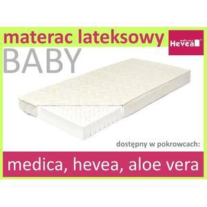 Materac Lateksowy Baby Medica marki Hevea - zdjęcie nr 1 - Bangla