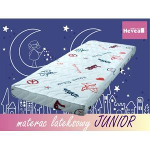 Materac Lateksowy Junior marki Hevea - zdjęcie nr 1 - Bangla