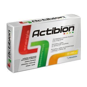 Actibion, Tabletki marki Novascon - zdjęcie nr 1 - Bangla