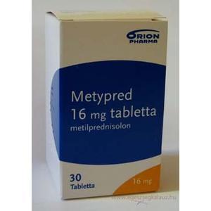 Metypred marki Orion Pharma - zdjęcie nr 1 - Bangla