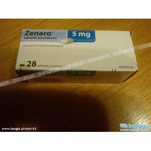 Zenaro, tabletki marki Zentiva - zdjęcie nr 1 - Bangla