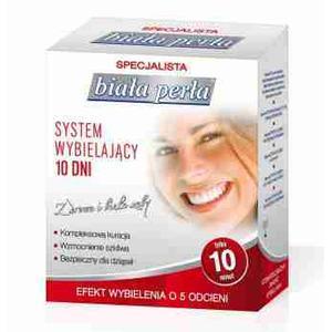 Biała Perła, System wybielający 10 dni marki Vitaprodukt - zdjęcie nr 1 - Bangla
