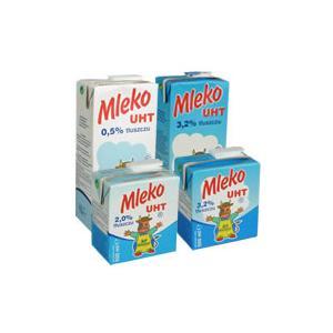 Mleko UHT marki Gostyń - zdjęcie nr 1 - Bangla