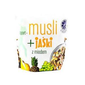 Musli + Jaśki, różne rodzaje marki Chaber - zdjęcie nr 1 - Bangla