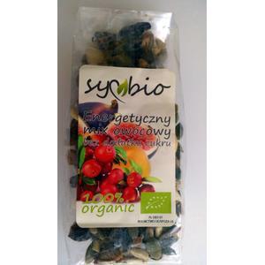 100% Organic, Owoce suszone - różne rodzaje / Energetyczny mix owocowy bez dodatku cukru marki Symbio - zdjęcie nr 1 - Bangla