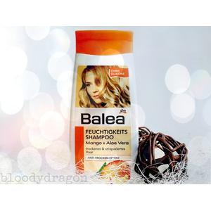 Feuchtigkeits Shampoo, Szampon nawilżający mango i aloes marki Balea - zdjęcie nr 1 - Bangla
