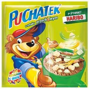 Puchatek, Kakao o smaku orzechowym marki Maspex - zdjęcie nr 1 - Bangla