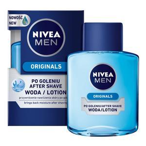 Men, Originals, Woda po goleniu marki Nivea - zdjęcie nr 1 - Bangla