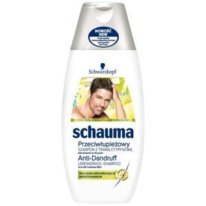 Przeciwłupieżowy szampon z Trawą Cytrynową marki Schauma - zdjęcie nr 1 - Bangla