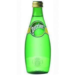 Perrier, woda gazowana w butelce marki Kaszki Nestlé - zdjęcie nr 1 - Bangla