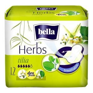Herbs, Podpaski Tilia, Verbena, Plantago marki Bella - zdjęcie nr 1 - Bangla