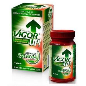 Vigor Up!, Tabletki Naturalna Energia marki USP Zdrowie - zdjęcie nr 1 - Bangla