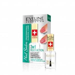 Nail Salon, Multi Action, Wysuszacz, Utwardzacz, Nabłyszczacz 3 w 1 marki Eveline Cosmetics - zdjęcie nr 1 - Bangla
