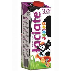 Mleko Łaciate Junior 3,8 % marki Mlekpol - zdjęcie nr 1 - Bangla