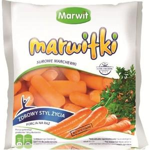 Marwitki, Surowe Marchewki mini marki Marwit - zdjęcie nr 1 - Bangla
