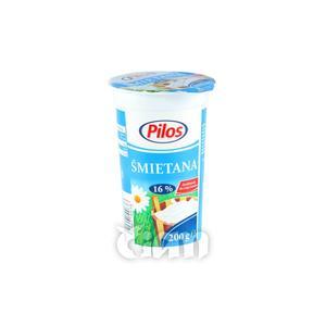 Pilos, Śmietana - różne rodzaje marki Lidl - zdjęcie nr 1 - Bangla