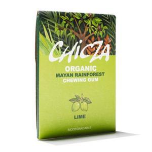 Organic Mayan Rainforest Chewing Gum, Guma do żucia łagodna mięta BIO marki Chicza - zdjęcie nr 1 - Bangla