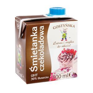 Śmietanka czekoladowa 30% marki Gostyń - zdjęcie nr 1 - Bangla