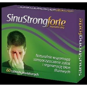 SinuStrong Forte, Tabletki marki Starpharma - zdjęcie nr 1 - Bangla