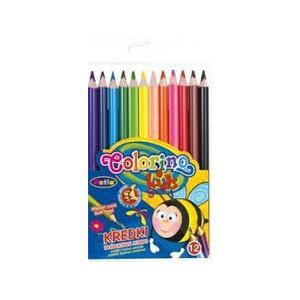 Kredki ołówkowe Colorino Kids 12/18/24 marki Patio - zdjęcie nr 1 - Bangla