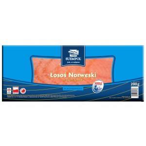 Łosoś Norweski NET marki Suempol - zdjęcie nr 1 - Bangla
