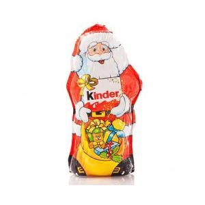 Czekoladowy Mikołaj Kinder marki Ferrero - zdjęcie nr 1 - Bangla
