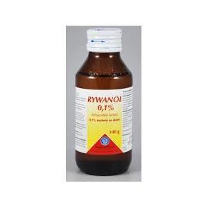 Rywanol 0,1%, Płyn na skórę marki Hasco-Lek - zdjęcie nr 1 - Bangla