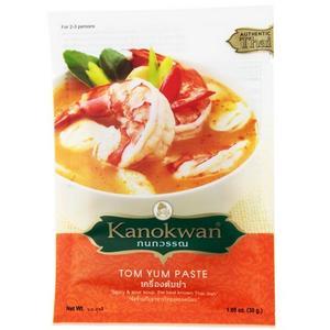 Pasta Tom Yum Paste marki Kanokwan - zdjęcie nr 1 - Bangla
