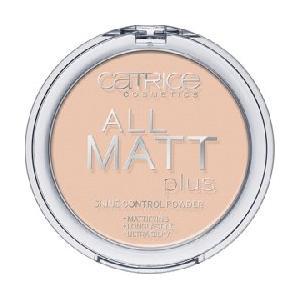 All Matt Plus Shine Control Powder, Puder matujący marki Catrice - zdjęcie nr 1 - Bangla