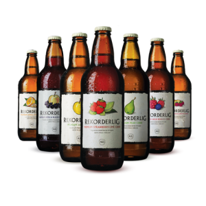 Cider, Różne smaki marki Rekorderlig - zdjęcie nr 1 - Bangla