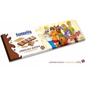 Mleczna czekolada z ciasteczkami marki Terravita - zdjęcie nr 1 - Bangla