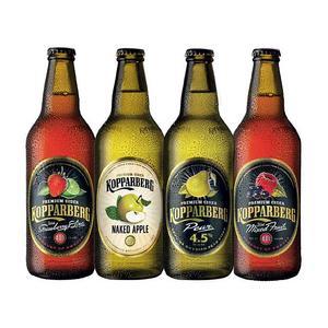 Cider, Różne smaki marki Kopparberg - zdjęcie nr 1 - Bangla