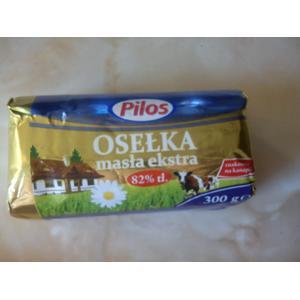 Pilos Osełka masło ekstra 82% marki Lidl - zdjęcie nr 1 - Bangla