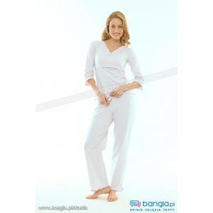 Pidżama lub koszula nocna dla mam karmiących marki 40 Settimane - zdjęcie nr 1 - Bangla
