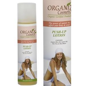 Push Up Lotion Mleczko ujędrniające biust marki Organix Cosmetix - zdjęcie nr 1 - Bangla