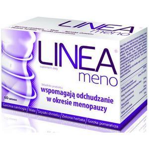 Linea Meno, Tabletki wspomagające odchudzanie w okresie menopauzy marki Aflofarm - zdjęcie nr 1 - Bangla