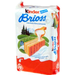 Kinder Brioss, Mleczna kanapka marki Ferrero - zdjęcie nr 1 - Bangla