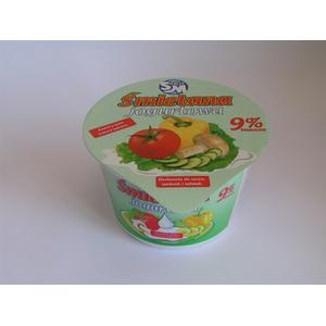 Śmietana jogurtowa marki OSM Siedlce - zdjęcie nr 1 - Bangla