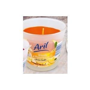 Aril, świece zapachowe marki Biedronka - zdjęcie nr 1 - Bangla