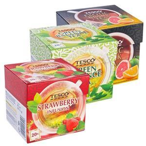 Herbata Aromatyzowana - Piramidki - marka własna Tesco marki Tesco - zdjęcie nr 1 - Bangla