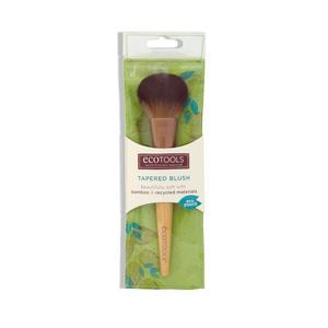 Tapered Blush, Bambusowy ekologiczny pędzel do różu Bamboo Blush Brush 1201 marki EcoTools - zdjęcie nr 1 - Bangla