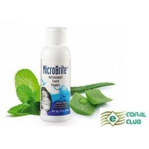 MicroBrite, Antioxidant Tooth Powder, Proszek do mycia i wybielania zębów marki Coral Club - zdjęcie nr 1 - Bangla
