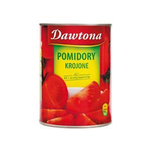 Pomidory krojone marki Dawtona - zdjęcie nr 1 - Bangla