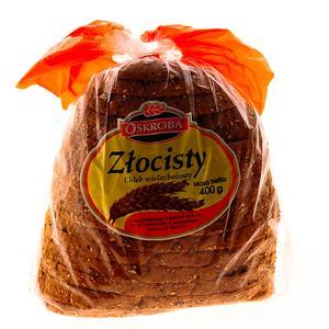 Chleb wielozbożowy Złocisty marki Oskroba - zdjęcie nr 1 - Bangla