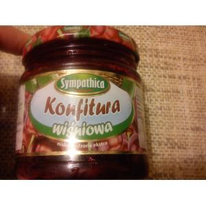 Sympathica Konfitura - różne smaki marki Lidl - zdjęcie nr 1 - Bangla