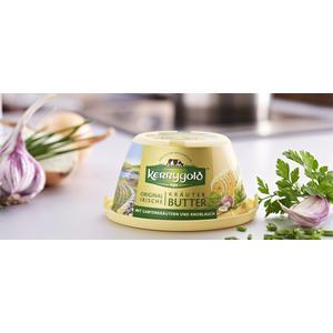 Kerrygold, Original Irische Kreuter Butter, Oryginalne Irlandzkie Masło z Ziołami marki Irish Dairy - zdjęcie nr 1 - Bangla