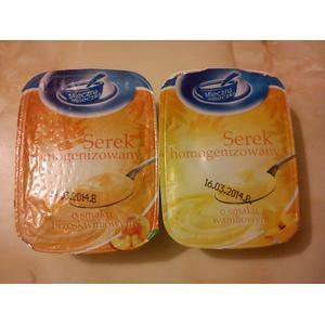 Mleczna miseczka serek homogenizowany - różne smaki marki Netto - zdjęcie nr 1 - Bangla